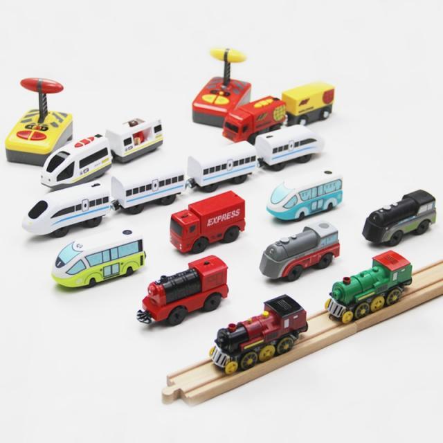 Радиоуправляемые поезда
